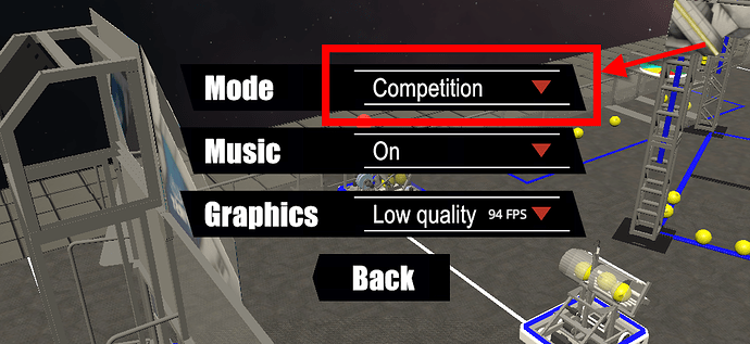 CompetitionMode
