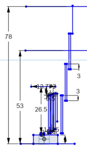 2020 climber layout sketch