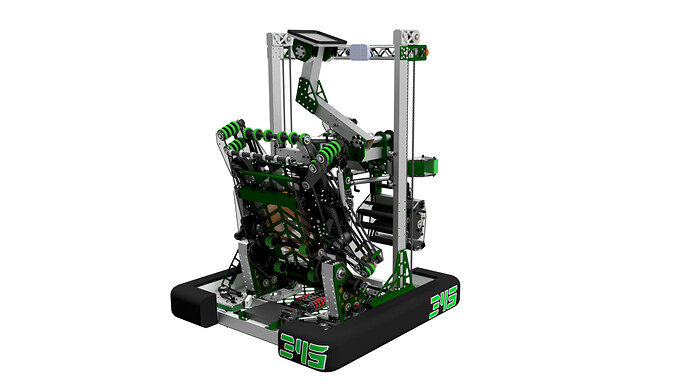 345-000 Full Robot Day 8