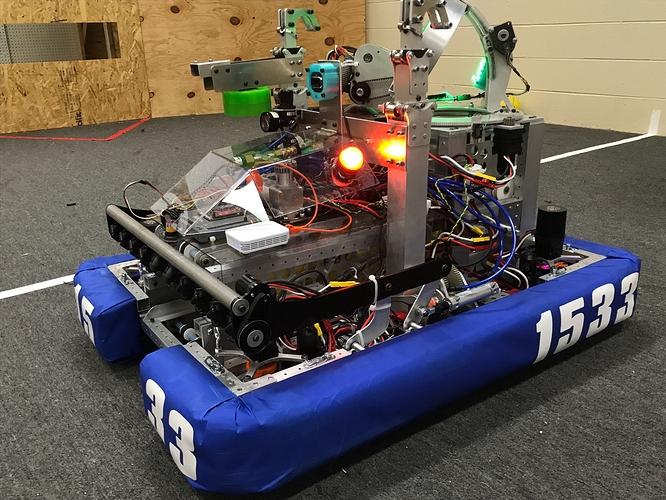 1533 Robot
