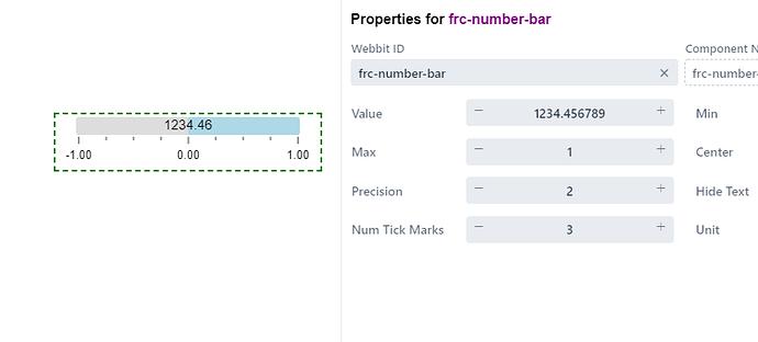 number-bar-precision
