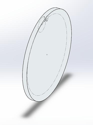 Standard Hob Extruded Blank