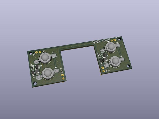 Gloworm v0.4.0 led board render