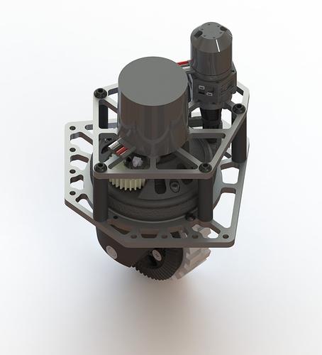 Swerve Assembly V4-2