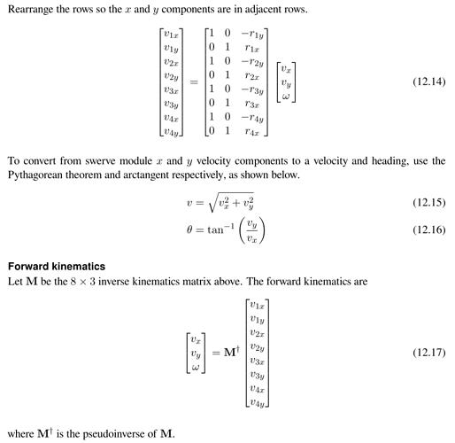 swerve-kinematics