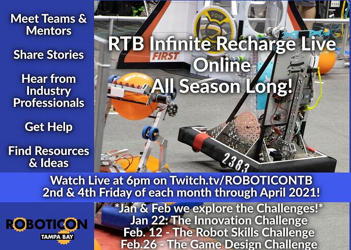 RTB Infinite Recharge