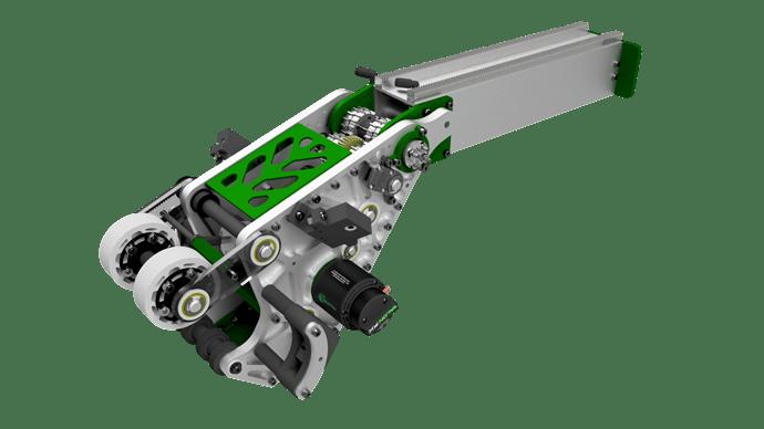 345-310 Barricade Mechanism 2