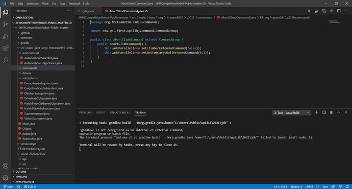 code problems