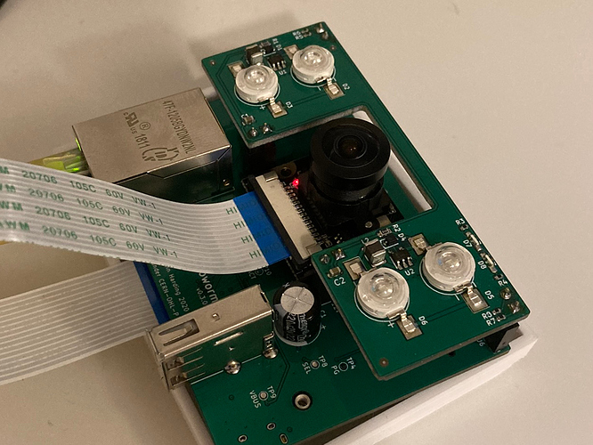 Gloworm rev0.3.0 with LEDs OFF