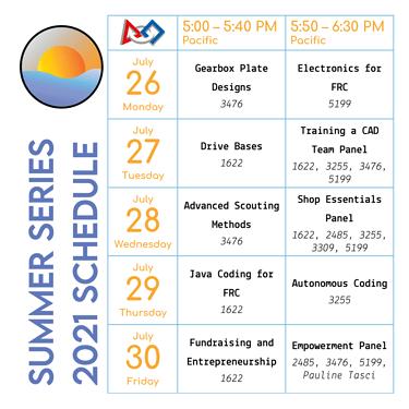 no border Summer Series 2021 Calendar (1)