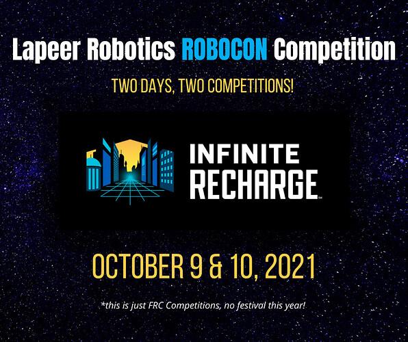 Lapeer Robotics ROBOCON Competition