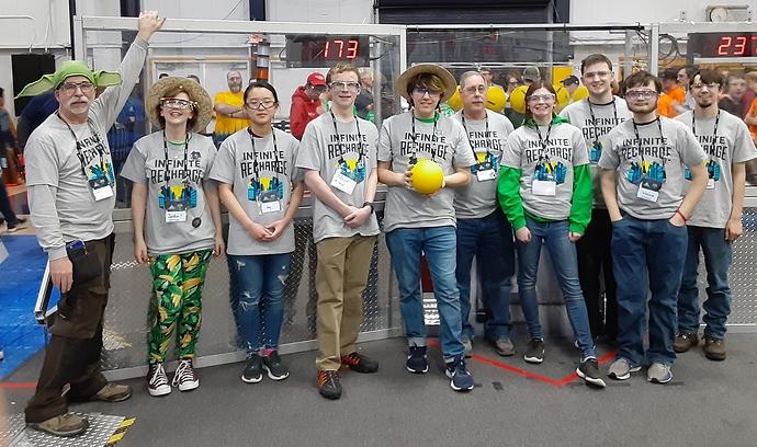 The Reset Crew at NE-NCT 2020