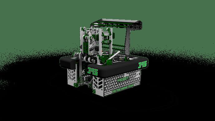 345-000 Full Robot - Starting Configuration