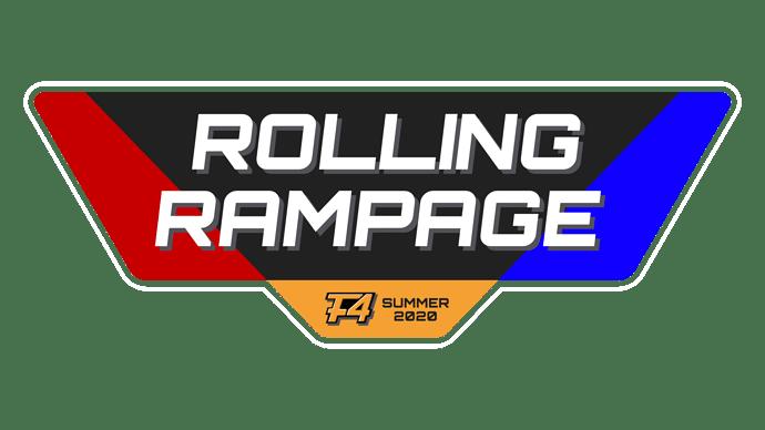 f4RollingRampage-summer-onBlack