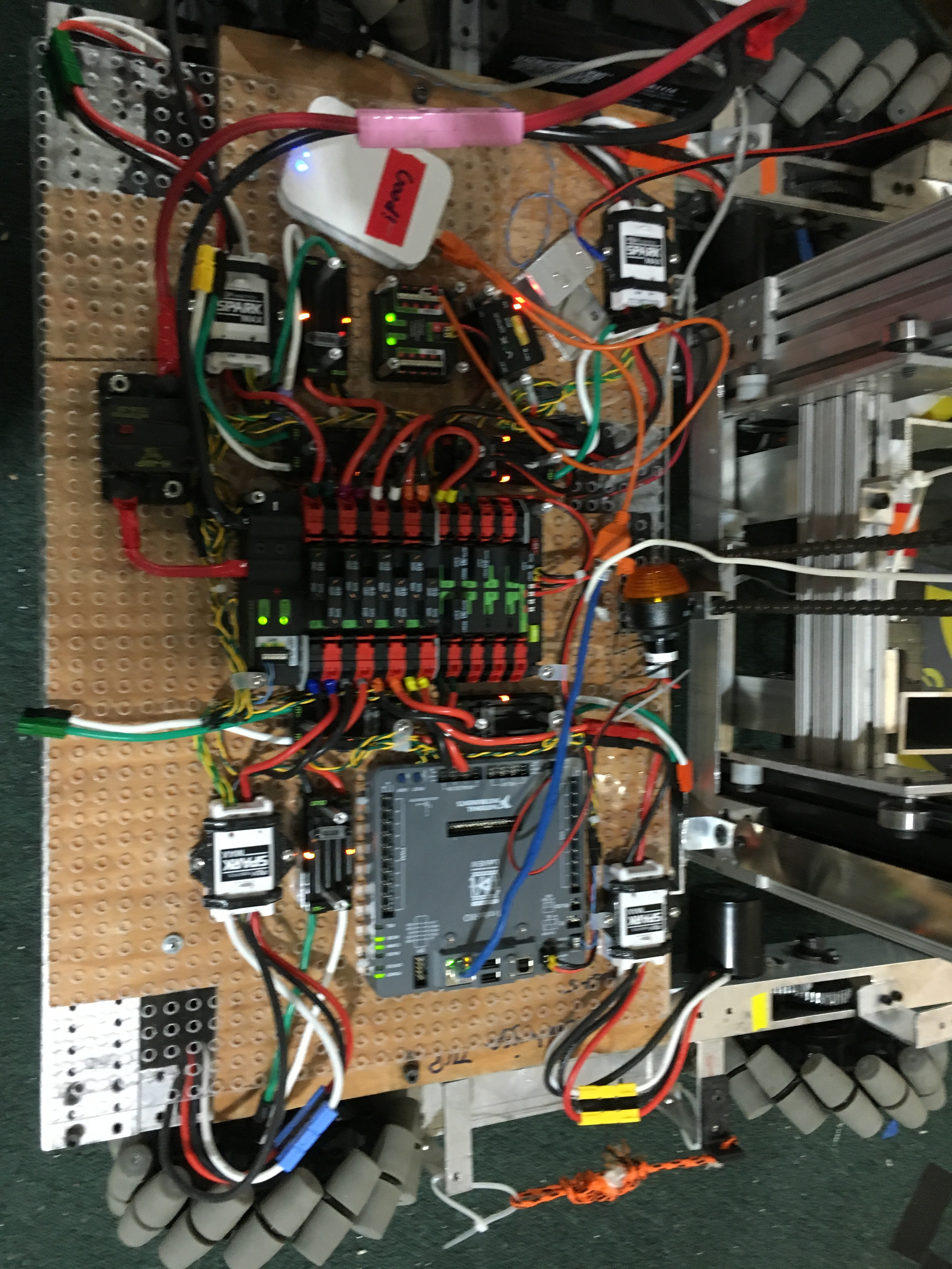 Spark Max motor controller randomly failing - Technical - Chief Delphi