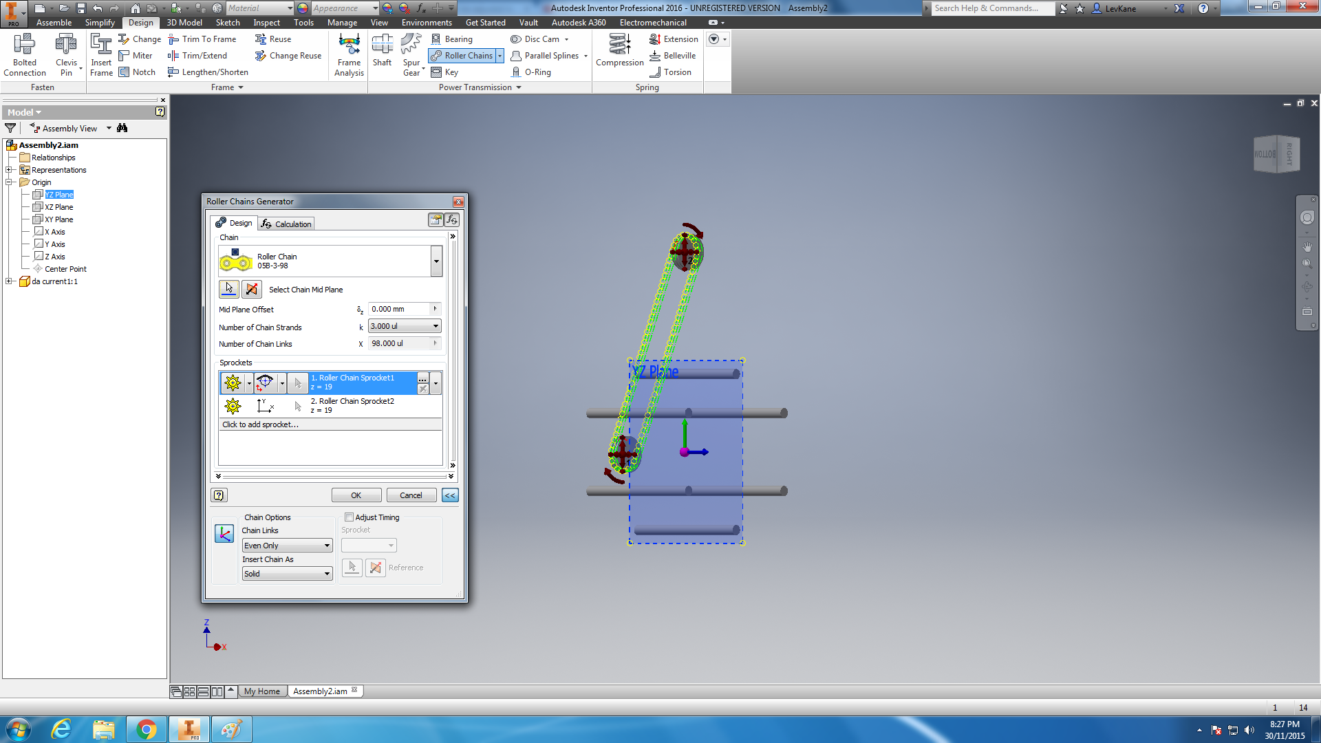 Sprocket Generator And Cncing Sprockets Cad Chief Delphi