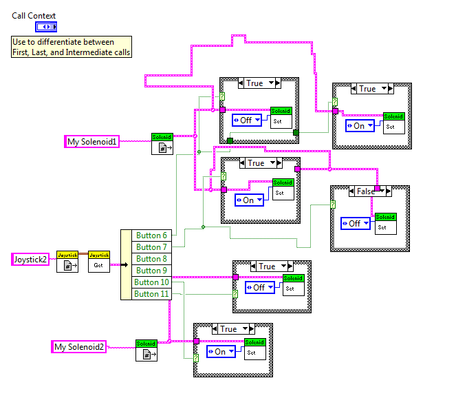 Double Solenoid problems - NI LabVIEW - Chief Delphi on team 358 electrical diagram, frc robot electrical diagram, frc servo wiring, frc robot base, building power distribution diagram, frc camera wiring, first robotics electrical diagram, crio-frc wire diagram, frc system diagram example, frc pneumatics diagram,