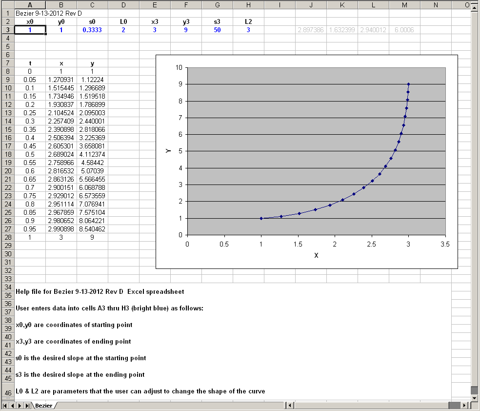 paper: Bezier curve generator - Math and Science - Chief Delphi