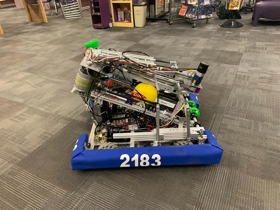 frc 2183 2020 robot