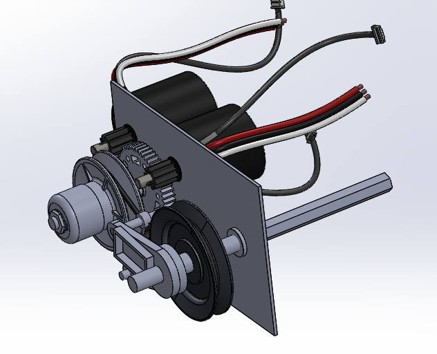 Tank Style CVT gearbox - Technical - Chief Delphi