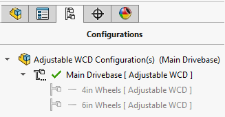 Configuration Selection